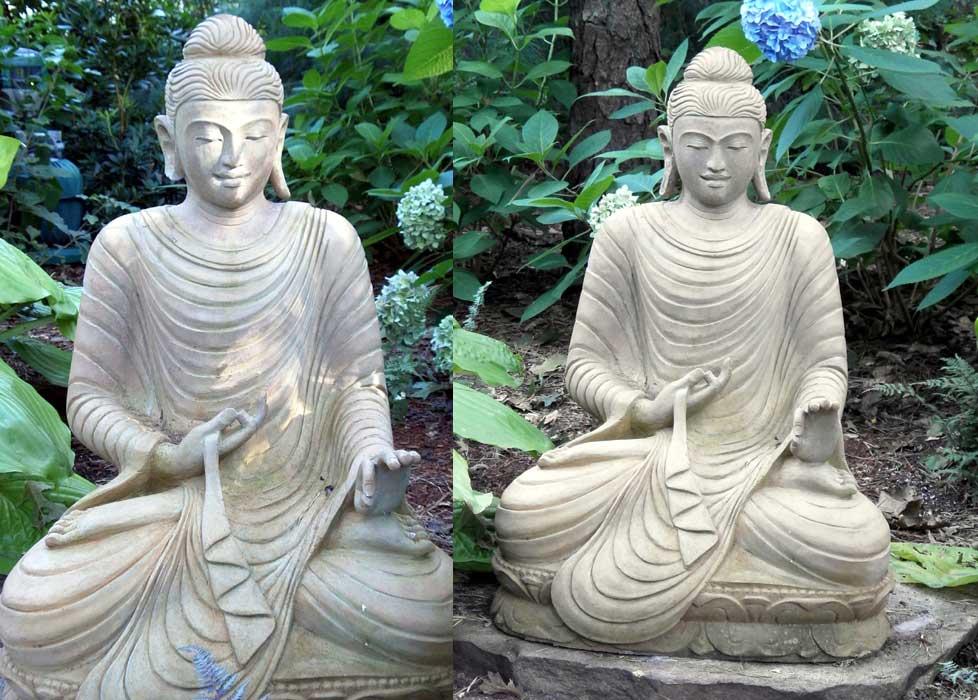 Lawson Buddha before baf
